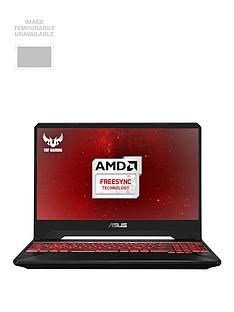 Asus ASUS TUF Gaming FX505DY-BQ008T AMD Ryzen 5 8GB RAM 1TB SSHD (8GB) 15.6in PC Gaming Laptop AMD 4GB Dedicated Graphics RX560 4GB Black