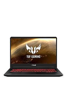 Asus ASUS TUF Gaming FX705DY-EW005T AMD Ryzen 5 8GB RAM 1TB54R + 256GB PCIE SSD 17.3in PC Gaming Laptop AMD 4GB Dedicated Graphics RX560 4GB Black