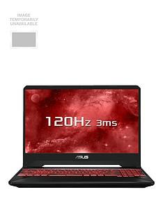 Asus ASUS TUF GamingFX505GM-AL279T Intel Core i7 8GB RAM 1TB + 256GB (PCI-E) 15.6in PC Gaming Laptop Nvidia 6GB Dedicated Graphics GTX1060 V6G Black