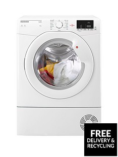 hoover-linknbsphlc8dgnbsp8kg-sensor-condenser-tumble-dryer-with-one-touch-white