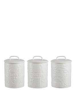 mason-cash-in-the-forest-tea-coffee-and-sugar-storage-jars