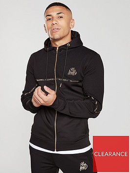 kings-will-dream-kings-will-dream-lawton-poly-zip-through-hoodie