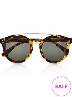 stella-mccartney-round-double-bridge-sunglasses-tortoiseshellnbsp