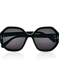 stella-mccartney-geometric-acetate-sunglasses-black
