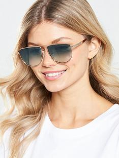 mcq-alexander-mcqueen-flat-bridge-aviator-sunglasses-rose