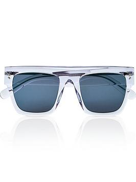 stella-mccartney-clear-acetate-wayfarer-sunglasses-blue