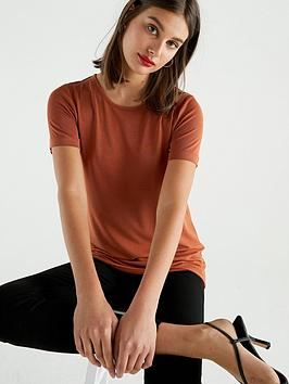 v-by-very-the-essential-premium-soft-touch-scoop-neck-t-shirt-rust