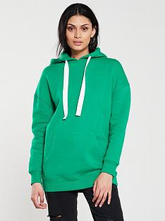v-by-very-the-essential-oversized-hoodienbsp--green