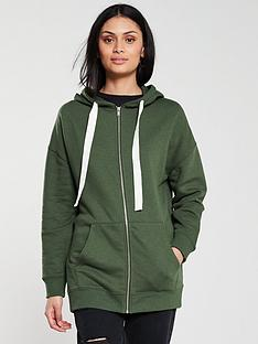 v-by-very-the-essential-oversized-zip-through-hoodie-khaki