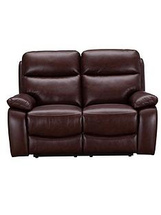 hastingnbspreal-leatherfaux-leather-2-seater-manual-recliner-sofa
