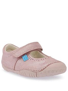 start-rite-girls-cruise-shoes-pink-metallic