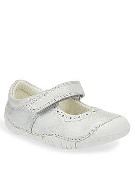 start-rite-girls-cruise-shoes-metallic-silver