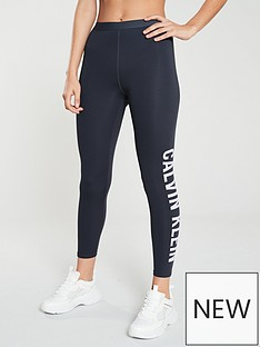 calvin-klein-performance-78-logo-tight-greynbsp
