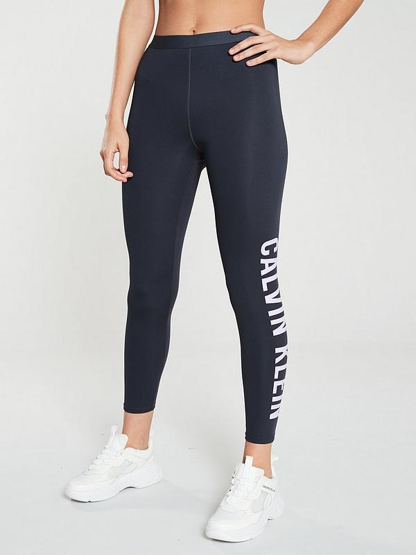 cccd4230 7/8 Logo Tight - Grey