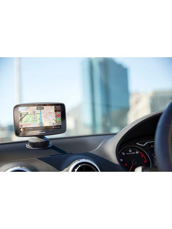 Tomtom Australia Map 915.Go Professional 6200 Hgv Sat Nav With Wi Fi Siri Google Now Integration Sim Card Europe Map