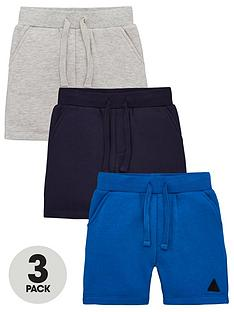 v-by-very-boys-3-pack-jog-shorts-greybluenavy