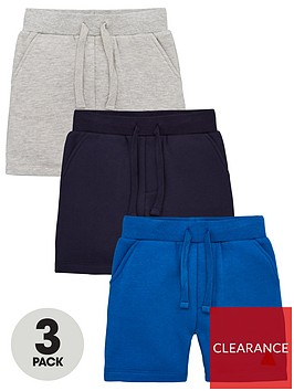 v-by-very-boys-3-pack-jog-shorts-greybluenavy