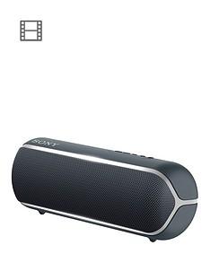Sony Sony SRS-XB22 Portable Waterproof Wireless Bluetooth Speaker with EXTRA BASS & Lighting
