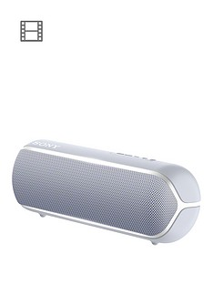 Sony Sony SRS-XB22 Portable Waterproof Wireless Bluetooth Speaker with EXTRA BASS & Lighting