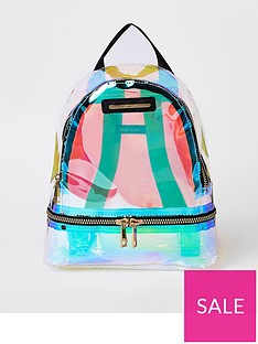 river-island-girls-holographic-backpack-silver