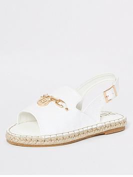 river-island-girls-white-espadrille-peep-toe-sandals