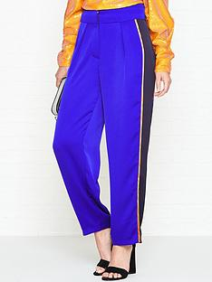 outline-devon-piped-satin-trousersnbsp--blue