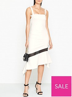 outline-deeley-mesh-panel-midi-dressnbsp--ivory