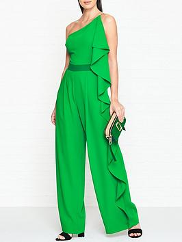 outline-orchard-draped-side-panel-jumpsuitnbsp--green