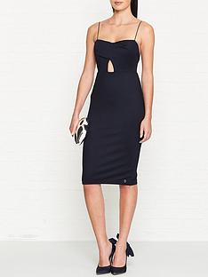 outline-lansbury-cut-out-jersey-midi-dress-navy