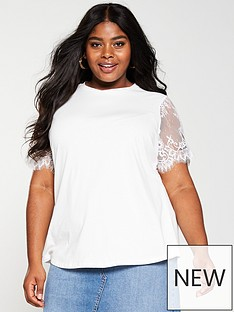 d043af0d9aa2e Plus Size Tops | Plus Size Evening Tops for Women | Very.co.uk