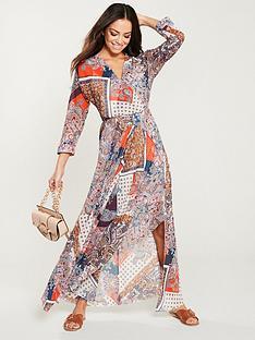ac2bfb172ab V by Very Maxi Dress - Paisley Print
