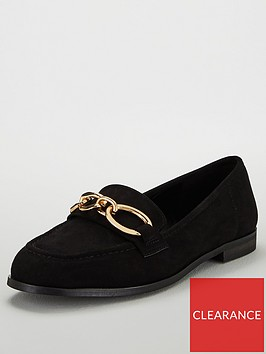 v-by-very-malabo-hardware-detail-loafers-black