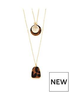 v-by-very-leopard-layered-necklace