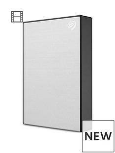 Seagate Seagate 5TB Backup Plus Slim portable (Silver)