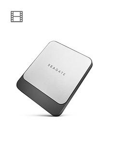 Seagate 1TB Fast External SSD