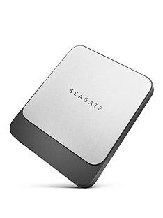 Seagate 2TB Fast External SSD