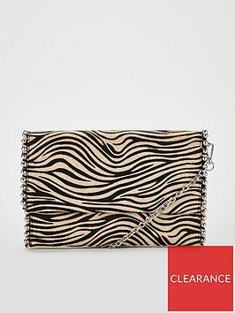 v-by-very-kelly-studded-clutch-bag-zebra