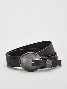 v-by-very-western-oval-buckle-waist-belt-black