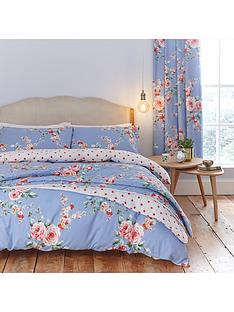 catherine-lansfield-canterbury-duvet-cover-set-blue