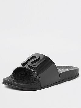 river-island-girls-black-ri-jelly-sliders