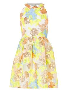 river-island-girls-metallic-prom-dress-yellow