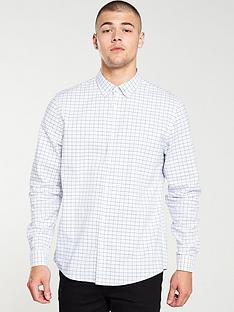 v-by-very-long-sleeved-check-shirt-whitecheck