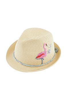 monsoon-fiona-flamingo-trilby