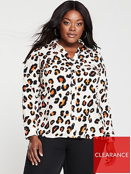 v-by-very-curve-leopard-button-frontnbspblouse-print