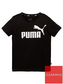 puma-essentials-logo-t-shirt-black
