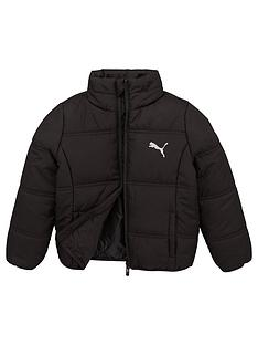 puma-essentials-padded-girls-jacket-black