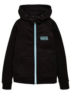 rascal-irsadoazul-zip-thru-hoodienbsp--black