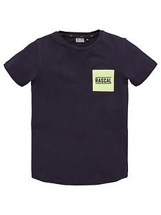rascal-real-short-sleeve-t-shirt-navyneon