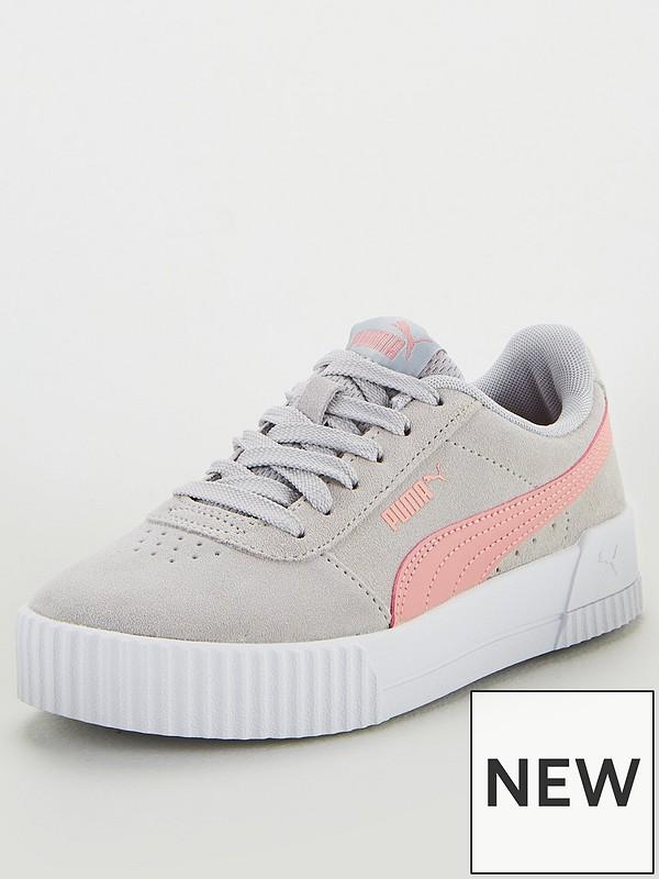 Nike Air Max Thea SE Sneaker Junior, light greyPink: Amazon