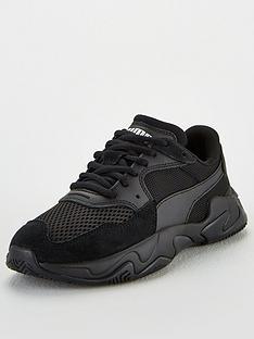 puma-storm-origin-junior-trainers-black